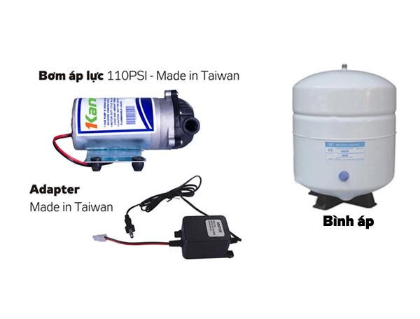 Binh ap may loc nuoc cong suat lon 32L/h