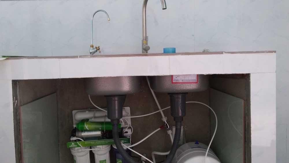 Lựa chọn máy lọc nước tinh khiết tốt cho gia đình
