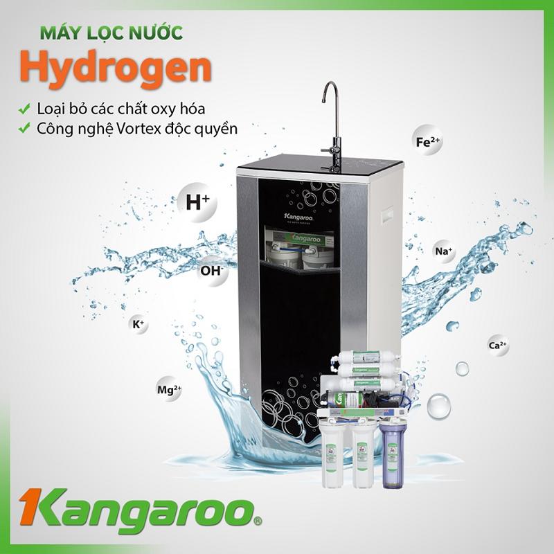 Đặc điểm máy lọc nước ro Hydrogen Kangaroo