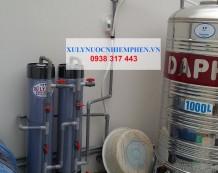Thiết bị lọc nước máy đầu nguồn giá rẻ