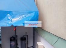 Bộ xử lý nước giếng ở Dương Thị Mười, Quận 12
