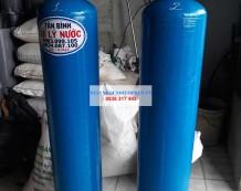 Cột lọc composite 948 Canature màu xanh