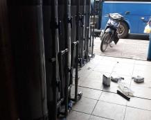 Giao 2 bộ nhựa PVC 3 cột tại Xuân Thới Sơn, HM