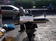 Giao bộ lọc nước phèn inox d250 đi Đắk Lắk