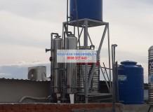 Hệ thống xử lý nước giếng khoan ở Liên ấp 2-6