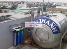 Hệ thống xử lý nước máy ở Liên Khu 5-6, Bình Tân