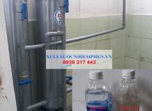 Lắp đặt bộ lọc nhựa PVC ở Lê Đức Thọ,Gò Vấp