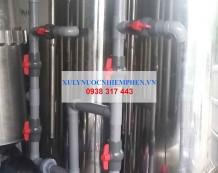 Bộ lọc nước giếng công nghiệp inox D700