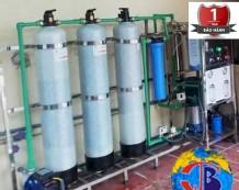 Máy lọc nước công nghiệp công suất 150l/h