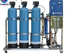 Hệ thống lọc nước RO công nghiệp công suất 750 lít/h