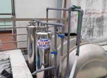 Thiết bị lọc nước máy tại Phan Xích Long, Phú Nhuận