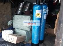 Xử lý nước bị nhiễm phèn ở Quảng Trị