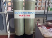 Xử lý nước máy cột composite 1252