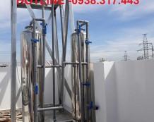 Xử lý nước nhiễm phèn tại Quang Trung, Gò Vấp