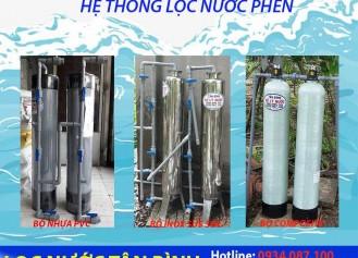 Máy lọc nước phèn giá bao nhiêu?