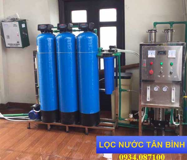 may loc nuoc cong nghiep cong suat 500 lit/h